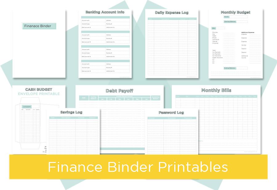 financebinder