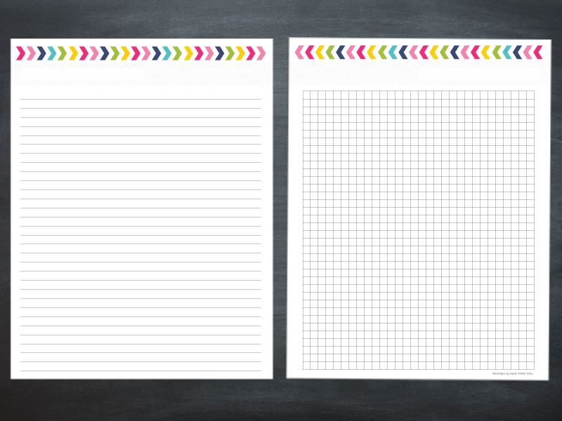 The    Deluxe Teacher Planner  Sweet Paper Trail